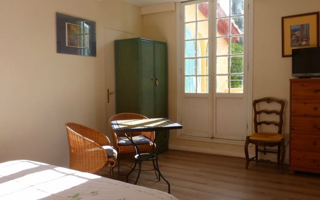 Bedroom Bonnard