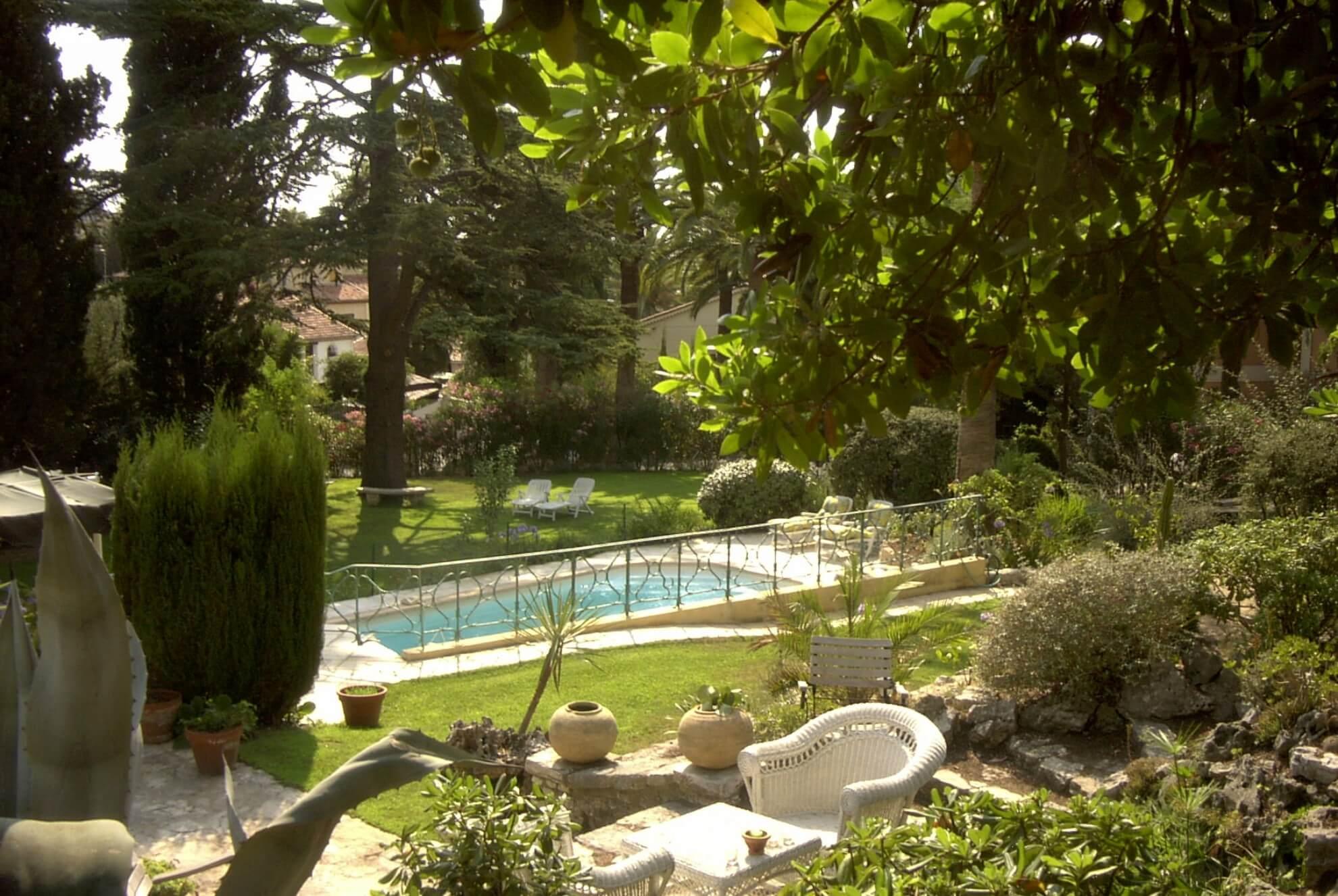 Jardins-Fragonard | Appartments & Chambres d\'hôtes à Cagnes sur Mer