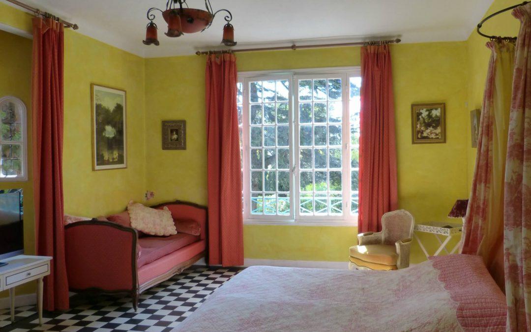 Bedroom Fragonard